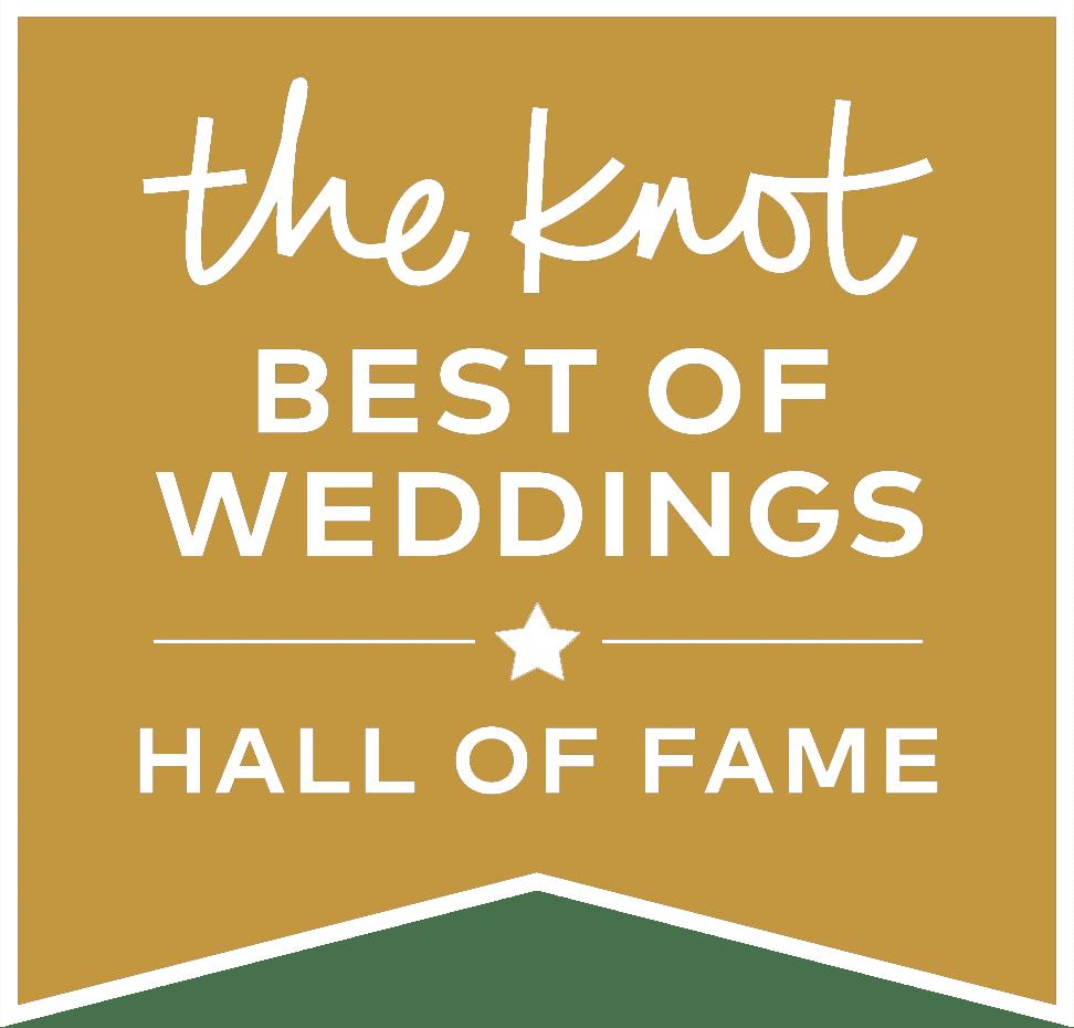 wedding hall of fame band
